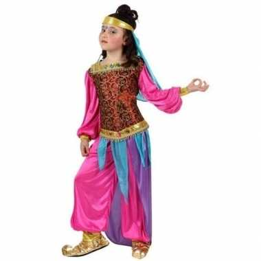 Originele arabische buikdanseres suheda verkleed carnavalskleding mei