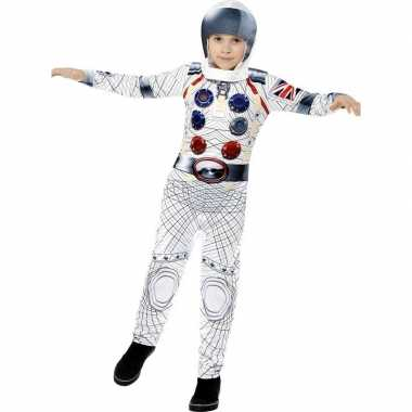 Originele astronauten carnavalskleding jongens
