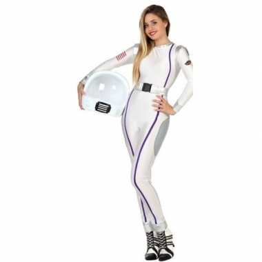 Originele astronauten verkleed carnavalskleding/carnavalskleding dame