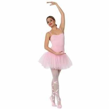 Originele ballet danseres verkleed carnavalskleding dames