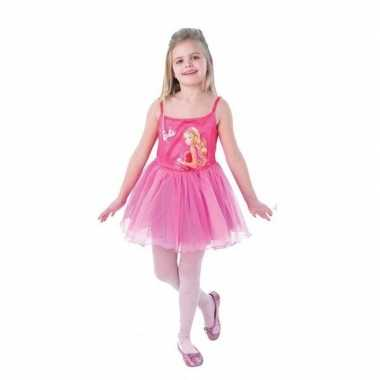 Originele barbie ballerina carnavalskleding meisjes
