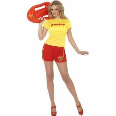 Originele baywatch carnavalskleding dames