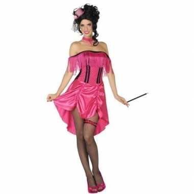Originele cabaret/jaren verkleed carnavalskleding dames