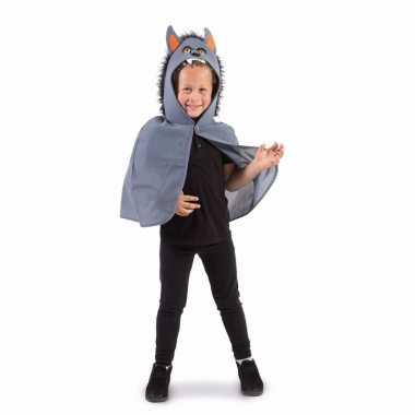 Originele carnaval verkleed cape weerwolf carnavalskleding