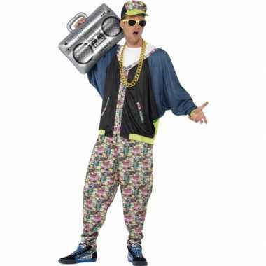 Originele carnavalskleding hip hop carnavalskleding