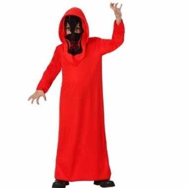 Originele carnavalskleding rode duivel jongens