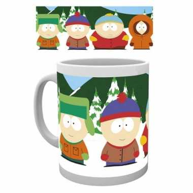 Originele  Cartman koffiemok porselein carnavalskleding