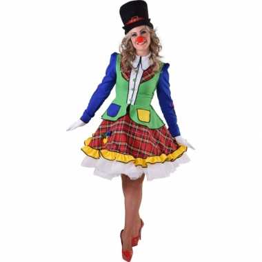 Carnavalskleding Dames Clown.Originele Clown Pipo Carnavalskleding Dames Originele