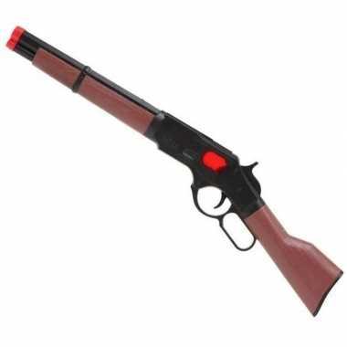 Originele cowboy/western verkleed geweer carnavalskleding