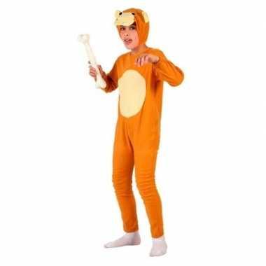 Originele dieren carnavalskleding hond/honden verkleed carnavalskledi