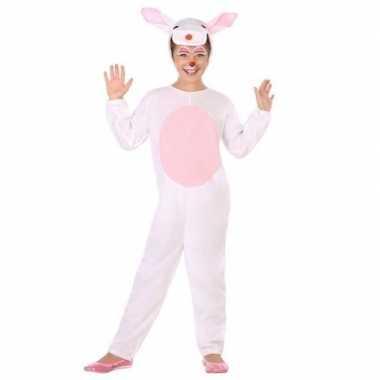Originele dieren carnavalskleding konijn/haas verkleed carnavalskledi