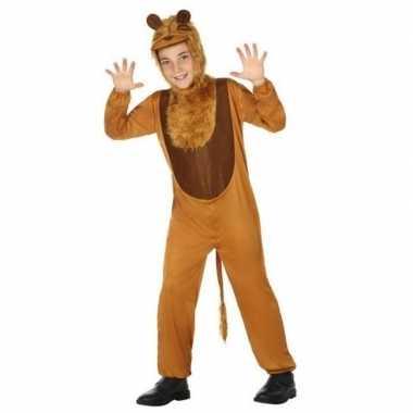 Originele dieren carnavalskleding leeuw/leeuwen verkleed carnavalskle
