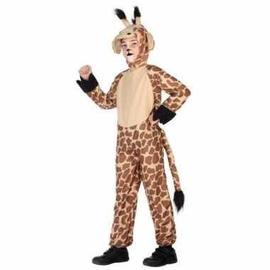 Originele dieren carnavalskleding verkleed carnavalskleding giraffe k