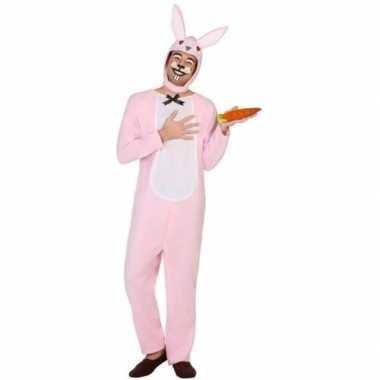 Originele dieren carnavalskleding verkleed carnavalskleding paashaas/