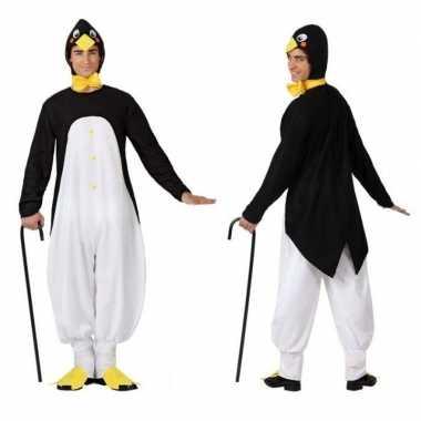 Originele dieren carnavalskleding verkleed carnavalskleding pinguin v