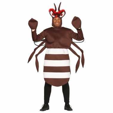 Originele dieren verkleed carnavalskleding mug volwassenen