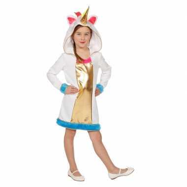 Originele eenhoorn carnavalskleding meisjes