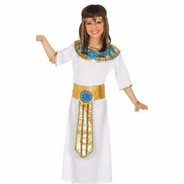 Originele egypte thema carnavalskleding meisjes