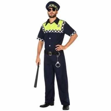 Originele engelse politie verkleed carnavalskleding/carnavalskleding