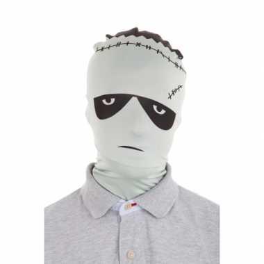 Originele frankenstein carnavalskleding masker