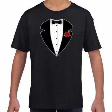 Originele gangster / maffia carnavalskleding carnavalskleding t shirt