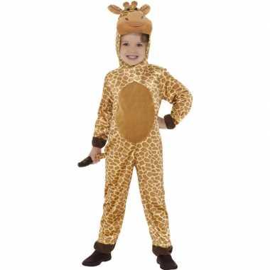 Originele giraffe carnavalskleding kinderen