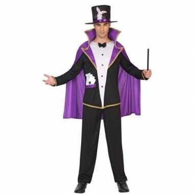 Originele goochelaar verkleed carnavalskleding/carnavalskleding volwa
