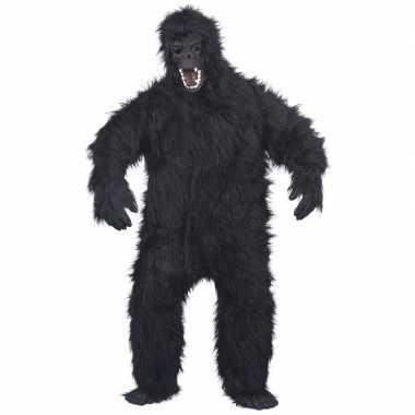 Originele gorilla carnavalskleding/carnavalskleding volwassenen