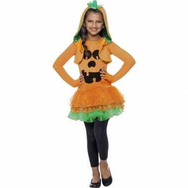 Originele halloween halloween pompoen carnavalskleding meisjes