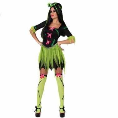 Originele halloween monstercarnavalskleding dames