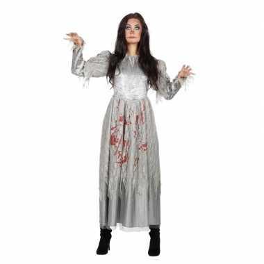 Originele halloween zombie halloween bruidscarnavalskleding dames