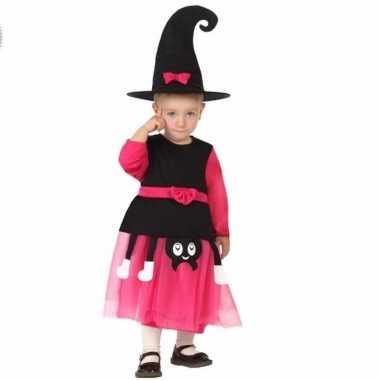 Originele heksen verkleedcarnavalskleding kinderen
