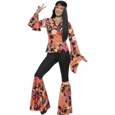 Originele hippie carnavalskleding willow dames