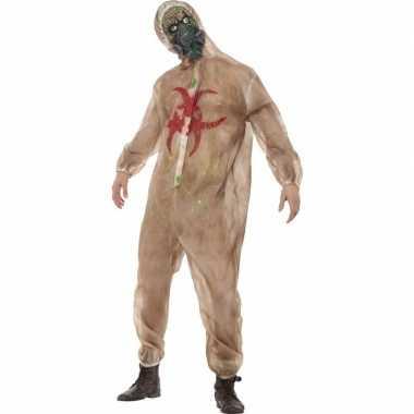Originele horror biohazard zombie carnavalskleding