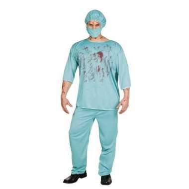 Originele horror chirurgen verkleedset carnavalskleding
