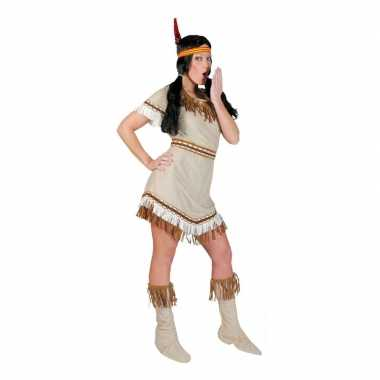 Originele indiaan alawa verkleed carnavalskleding dames