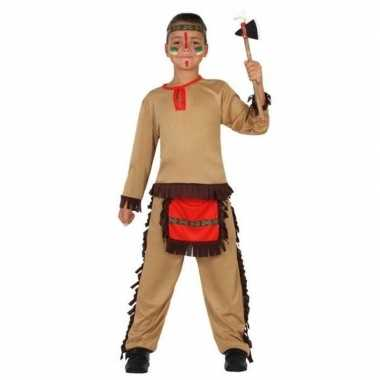 Originele indiaan/indianen carnavalskleding/verkleed carnavalskleding