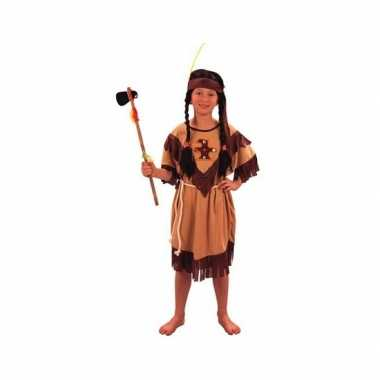 Originele  Indianen -carnavalskleding meisjes