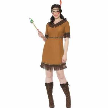 Originele indianen verkleed carnavalskleding carnavalskleding dames
