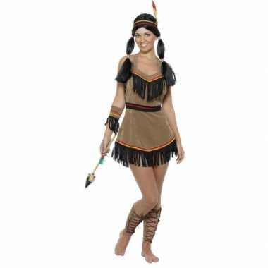 Originele  Indianencarnavalskledingen dames