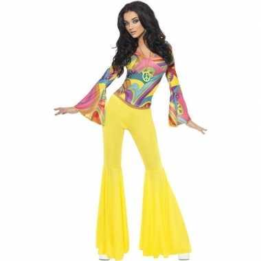 Originele jaren //hippie carnavalskleding dames