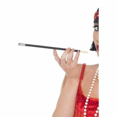 Originele jaren sigaretten houder carnavalskleding