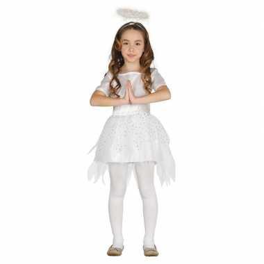 Originele kerst engel raziel verkleed carnavalskleding/carnavalskleding meisjes