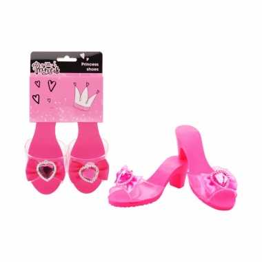 Originele kinder prinsessen schoenen carnavalskleding