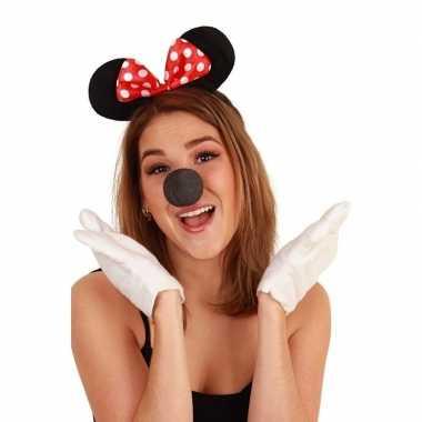 Originele mini muis verkleedset dames carnavalskleding