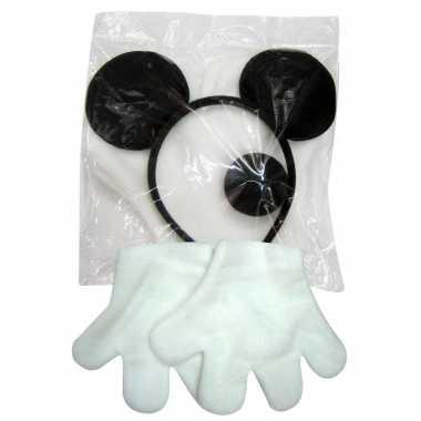 Originele muis verkleedset volwassenen carnavalskleding