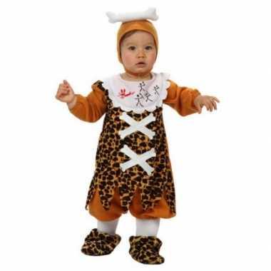 Originele  Oermens carnavalskleding babies