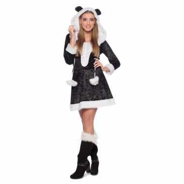 Originele panda dierencarnavalskleding carnavalskleding dames