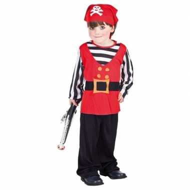Originele  Peuter piraten carnavalskleding