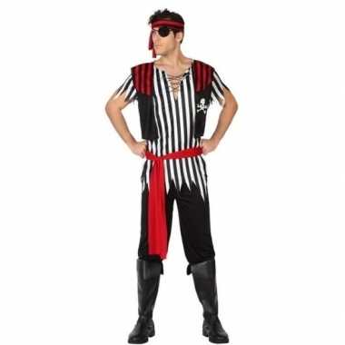 Originele piraat jack verkleed carnavalskleding/carnavalskleding here